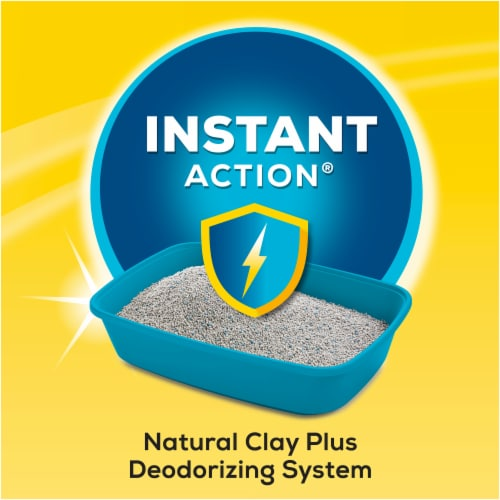 Tidy Cats Instant Action Multi Cat Clumping Litter Perspective: bottom