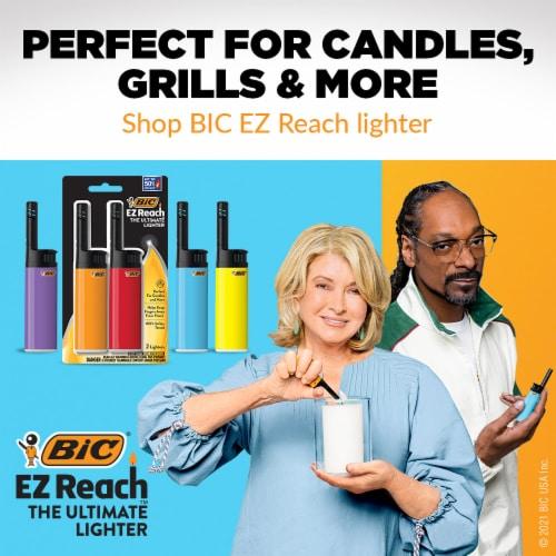 BIC EZ Reach Lighters - Assorted Perspective: bottom