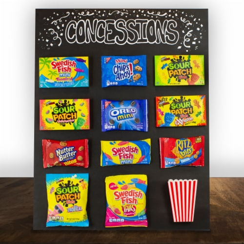 Sour Patch Kids Watermelon Soft & Chewy Candy Perspective: bottom