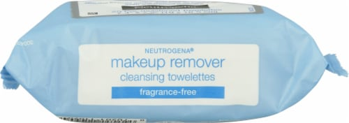 Neutrogena Makeup Remover Cleansing Towelettes 25 Count Perspective: bottom