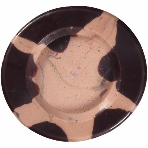 Blue Bunny Load'd Sundaes Triple Chocolate Malt Ice Cream Perspective: bottom