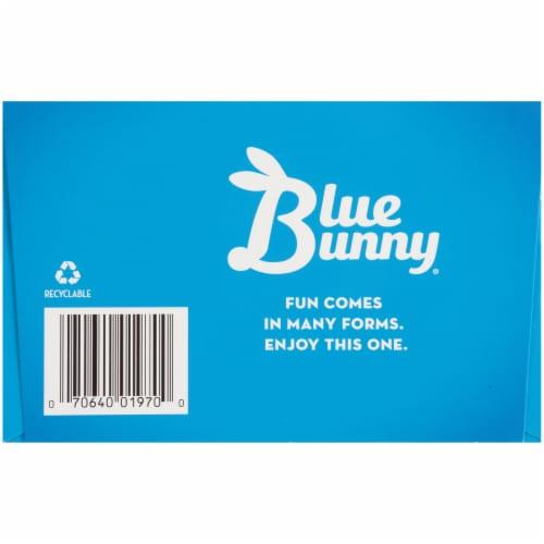 Blue Bunny Sweet Freedom Vanilla Ice Cream Sandwiches Perspective: bottom