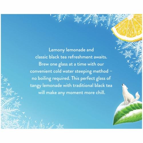 Celestial Seasonings® Half & Half Cold Brew Iced Tea Perspective: bottom