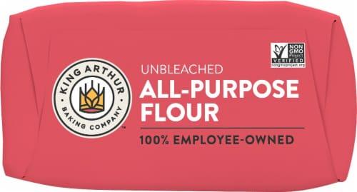 King Arthur Flour Unbleached All-Purpose Flour Perspective: bottom