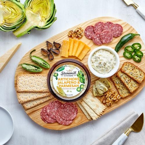 Stonemill® Kitchens Artichoke Jalapeno & Parmesan Dip Perspective: bottom