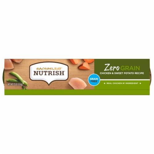 Rachael Ray Nutrish Zero Grain Chicken & Sweet Potato Dry Dog Food Perspective: bottom