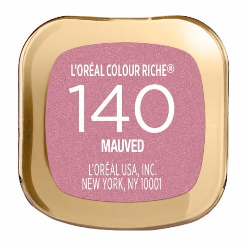 L'Oreal Paris Colour Riche Mauved Satin Lipstick Perspective: bottom