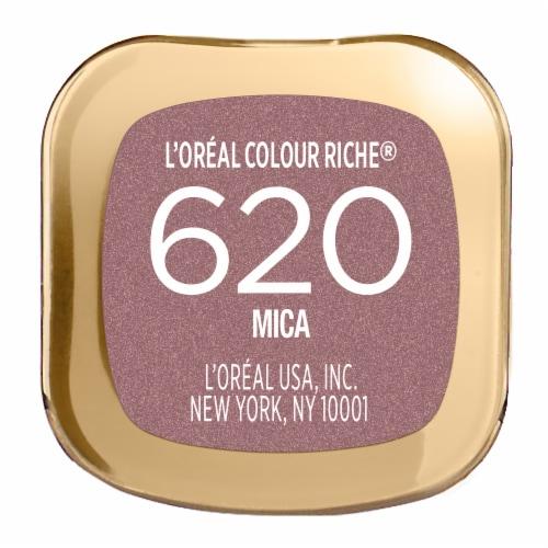 L'Oreal Paris Colour Riche 620 Mica Satin Lipstick Perspective: bottom