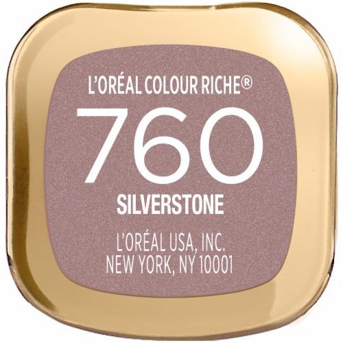 L'Oreal Paris Colour Riche Silverstone Lipstick Perspective: bottom