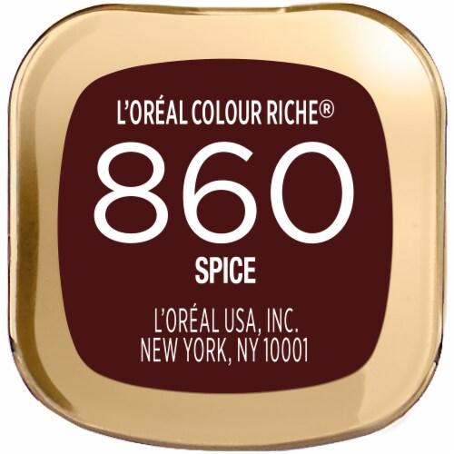 L'Oreal Paris Colour Riche Spice Lipstick Perspective: bottom
