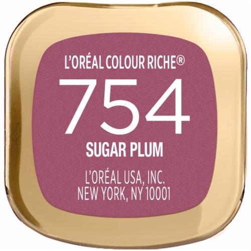 L'Oreal Paris Colour Riche Sugar Plum Lipstick Perspective: bottom