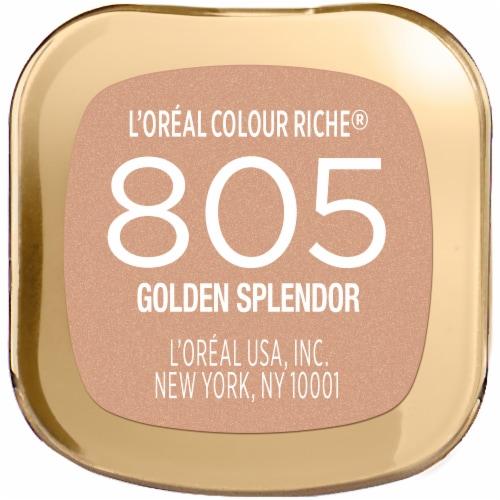 L'Oreal Paris Colour Riche Golden Splendor Lipstick Perspective: bottom