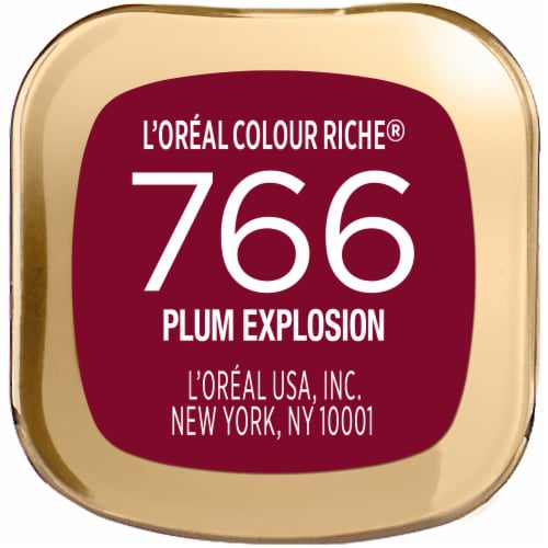 L'Oreal Paris Colour Riche Plum Explosion Lipstick Perspective: bottom