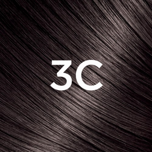 L'Oreal Paris Superior Preference Cool Darkest Brown 3C Hair Color Perspective: bottom