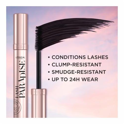 L'Oreal® Paris Voluminous Lash Paradise 202 Blackest Brown Mascara Perspective: bottom