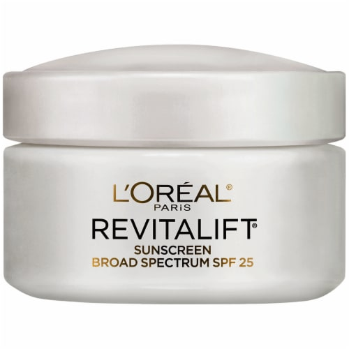 L'Oreal® Paris Revitalift Anti-Wrinkle + Firming SPF 25 Moisturizer Perspective: bottom