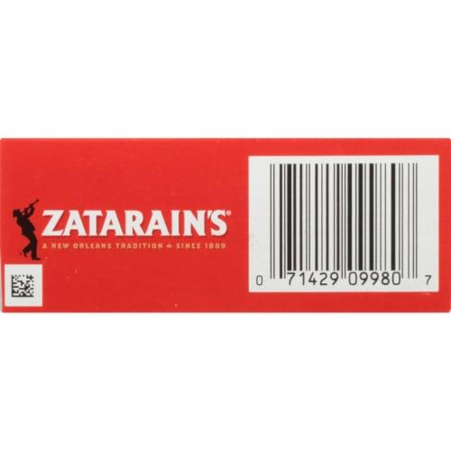 Zatarain's® Reduced Sodium Jambalaya Mix Perspective: bottom