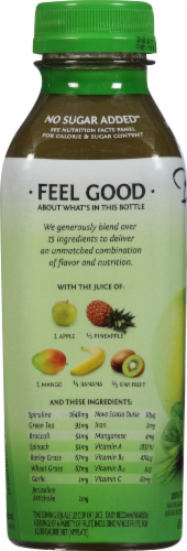 Bolthouse Farms Green Goodness Fruit Juice Smoothe Perspective: bottom