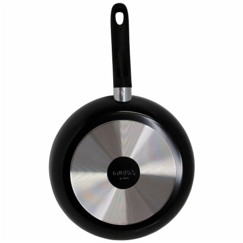 Mirro Get a Grip Saute Pan - Black Perspective: bottom