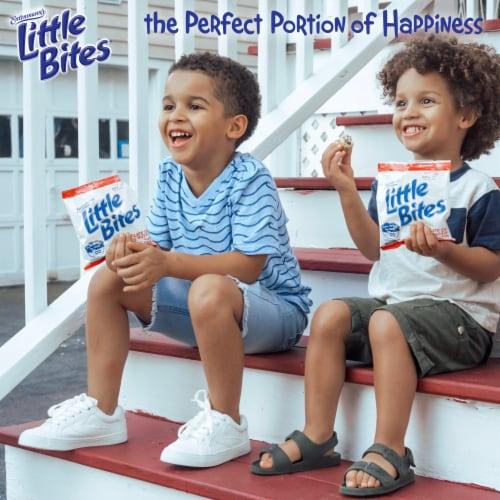 Entenmann's® Little Bites® Chocolate Chip Mini Muffins Perspective: bottom