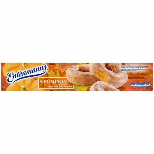 Entenmann's® Pumpkin Donuts Perspective: bottom
