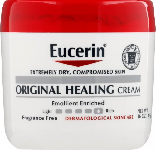 Eucerin Original Healing Cream Perspective: bottom