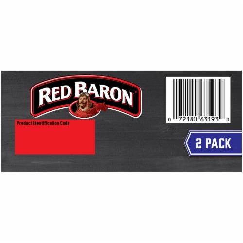 Red Baron® Scrambles Sausage Scrambles Pizza Perspective: bottom