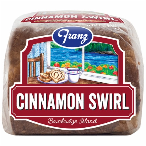 Franz® Bainbridge Island Cinnamon Swirl Bread Perspective: bottom