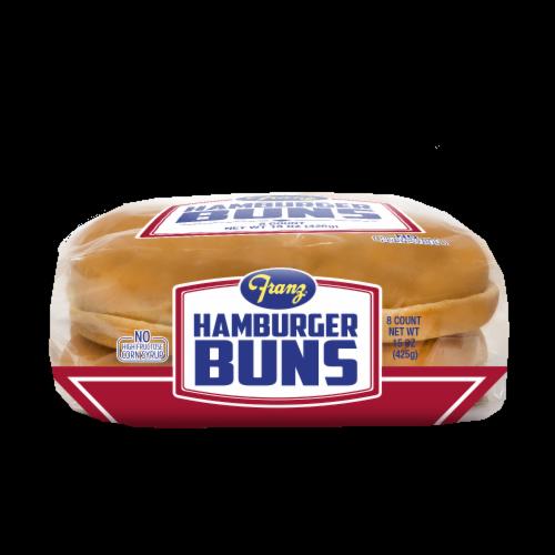 Franz® Hamburger Buns Perspective: bottom