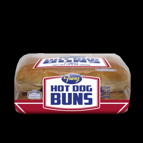 Franz® Hot Dog Buns Perspective: bottom