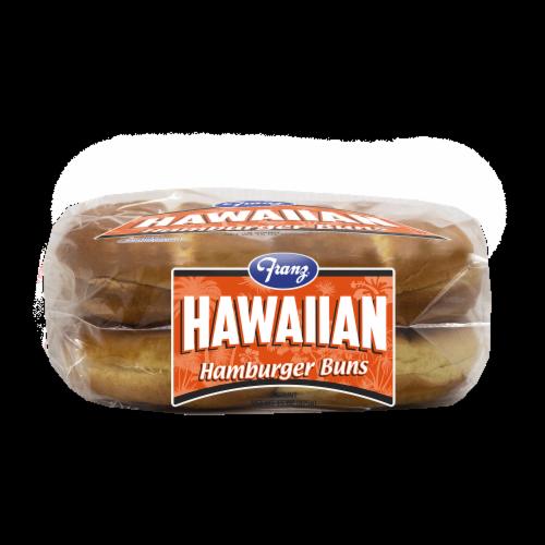 Franz Hawaiian Buns Perspective: bottom
