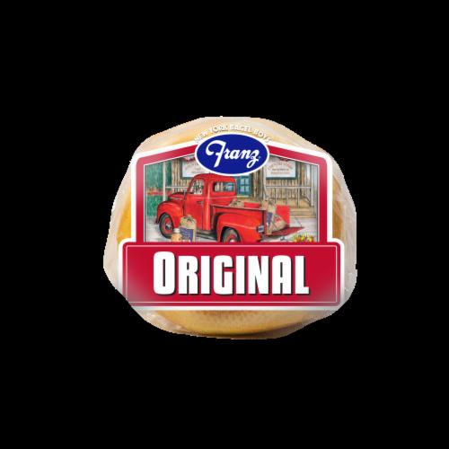 Franz® Original Premium Bagels Perspective: bottom