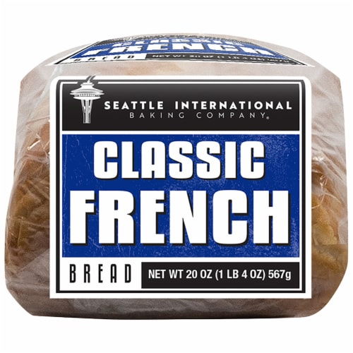 Seattle International Classic French Bread Perspective: bottom