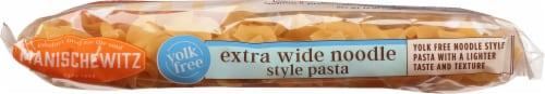 Manischewitz Yolk Free Noodles Perspective: bottom