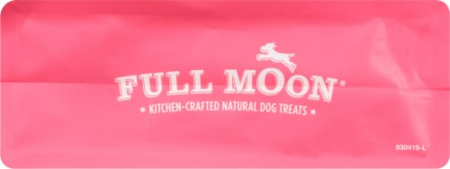 Full Moon Chicken Strips Natural Dog Treats Perspective: bottom