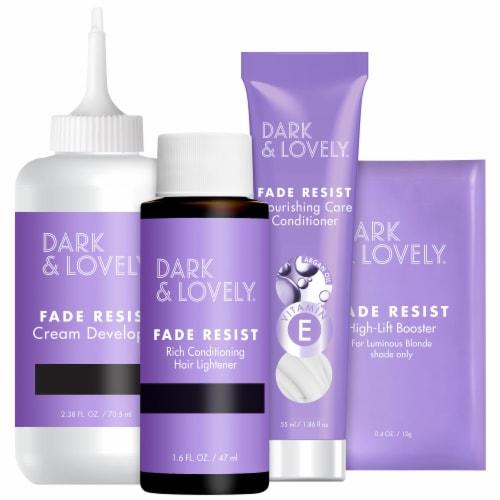 Dark & Lovely® 374 Rich Auburn Fade Resist Hair Color Perspective: bottom