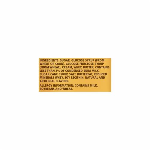 Werther's Original Creamy Caramel Filled Hard Candies Perspective: bottom