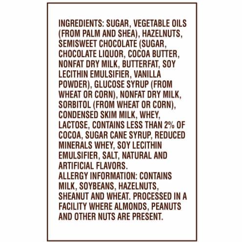 Toffifay Hazelnut Caramel Chocolates Perspective: bottom