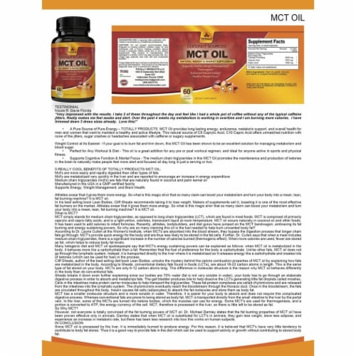 Night Slim Skinny Tea and MCT Oil Combo Pack Perspective: bottom
