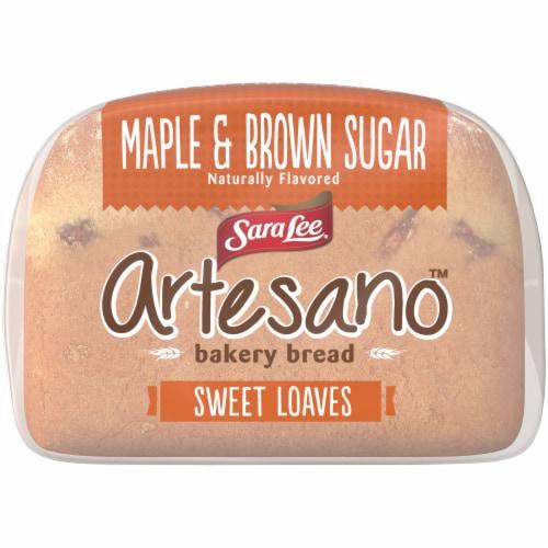 Sara Lee® Artesano™ Maple & Brown Sugar Bread Perspective: bottom