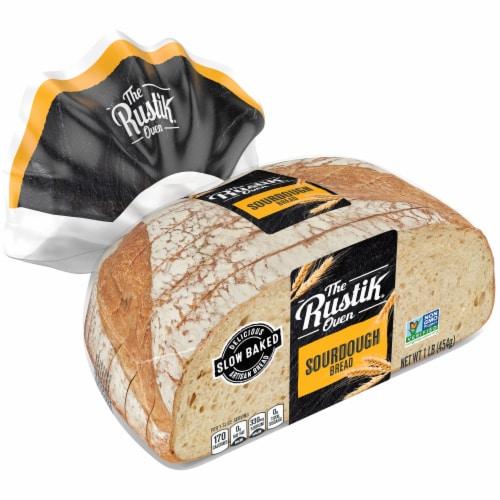 The Rustik Oven Sourdough Bread Perspective: bottom