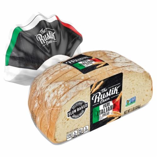 The Rustik Oven Artisan White Bread Perspective: bottom