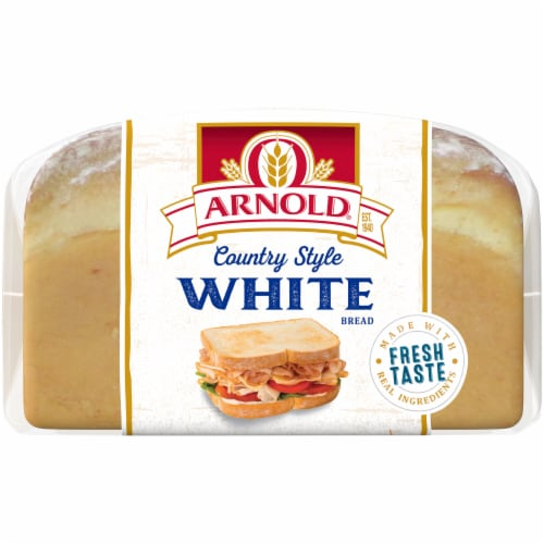 Arnold Country White Bread Perspective: bottom