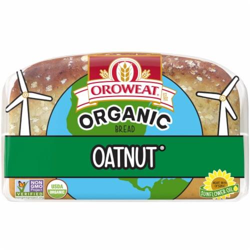 Oroweat® Organic Oatnut Bread Perspective: bottom