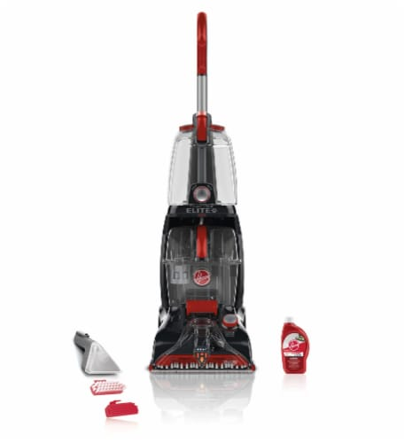 Hoover® Power Scrub Elite Pet Carpet Cleaner Perspective: bottom