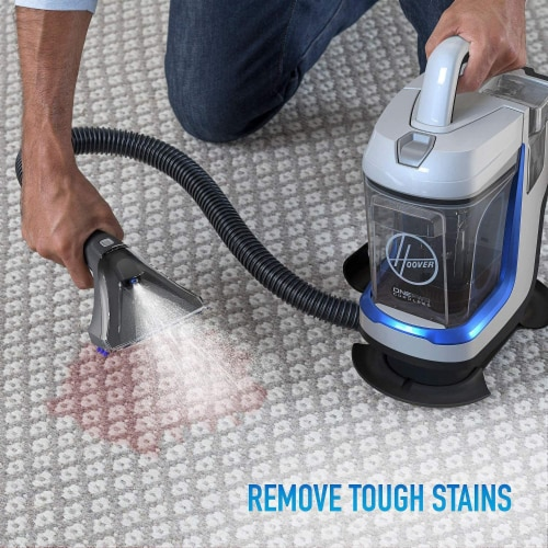 Hoover One Power Spotless Go Cordless Carpet Cleaner Perspective: bottom
