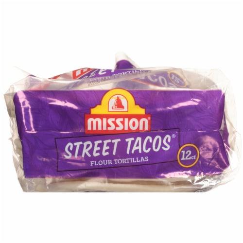 Mission Street Taco Flour Tortillas Perspective: bottom