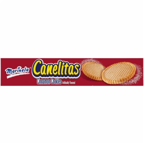 Marinela Canelitas Cinnamon Cookies Perspective: bottom