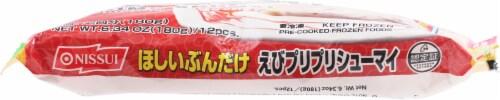 Mishima Nissui Shrimp Shumai Dumpling Perspective: bottom
