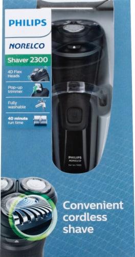 Philips Norelco Shaver 2300 Electric Razor Perspective: bottom